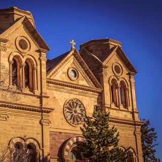 The Cathedral Basilica of St. Francis of Assisi |Santa Fe, New Mexico