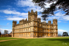 Highclere Castle-Downton Abbey