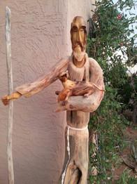 Christ the Good Shepherd by Pete Ortega