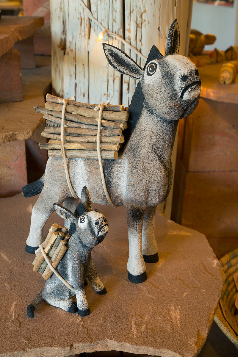 El Nicho | Joe Ortega | Donkeys