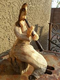 St. Cecelia by Pete Ortega