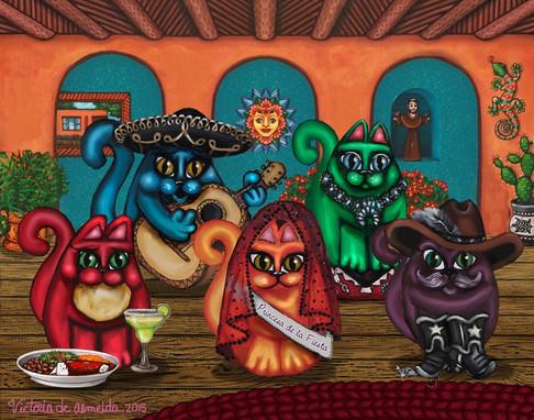 Fiesta Cats
