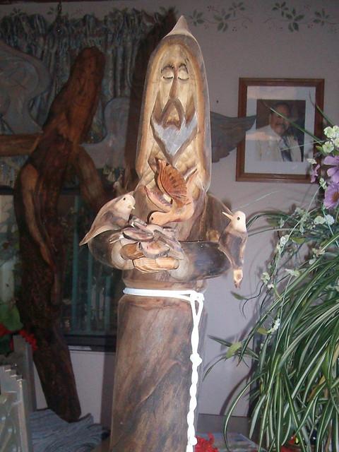 St. Francis by Pete Oretga