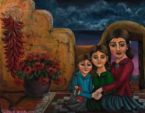 Tres Mujeres Three Women