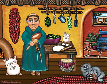 San Pascuals Kitchen