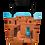 Thumbnail: New Mexican Pueblo Tote Bag