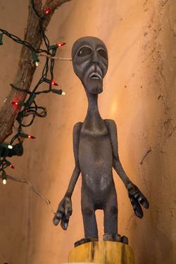 Joe Ortega's Roswell Alien