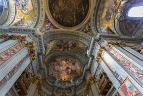 False Dome, Chiesa St. Ignacio