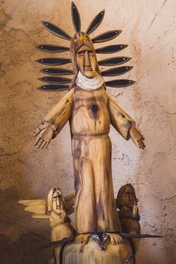 Joe Ortega's Virgin Mary