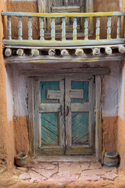 Las Truchas Church by Tim Prythero