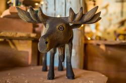 Joe Ortega's Moose at El Nicho