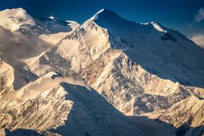 Denali: Summit from Park Road