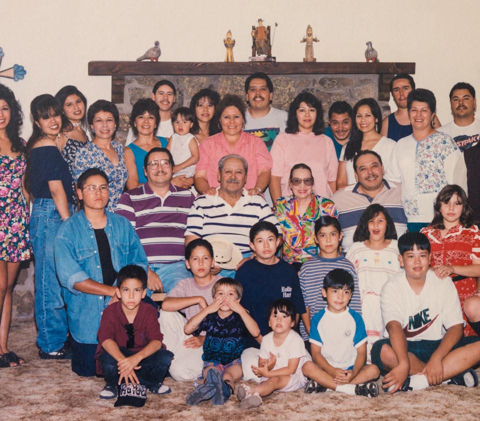 The Ortega Family Portrait