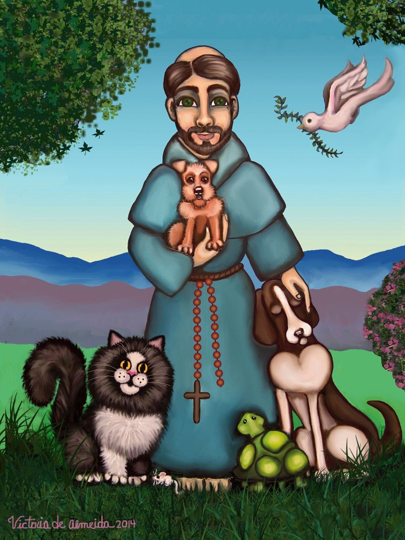 St. Francis-Liberty's Blessing
