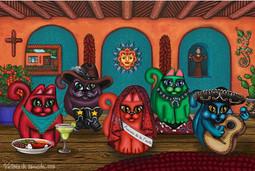 Fiesta Cats II