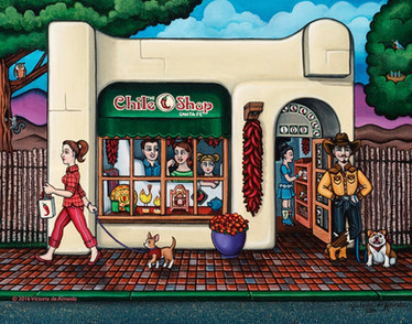 The Chile Shop Santa Fe