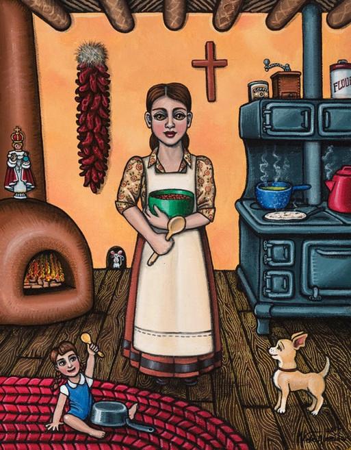 Carmelitas Kitchen Art