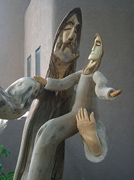 St.Joseph with Christ Child