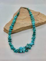 Heirloom Sleeping Beauty Turquoise Necklace - $145
