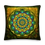 Thumbnail: Mandala of Compassion Fractal Throw Pillow by Robert Arrington
