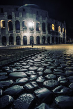 Coliseo and Road