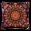 Thumbnail: Mandala of the Divine Fractal Throw Pillow by Robert Arrington