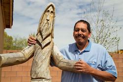 Folk Artist Pete Ortega