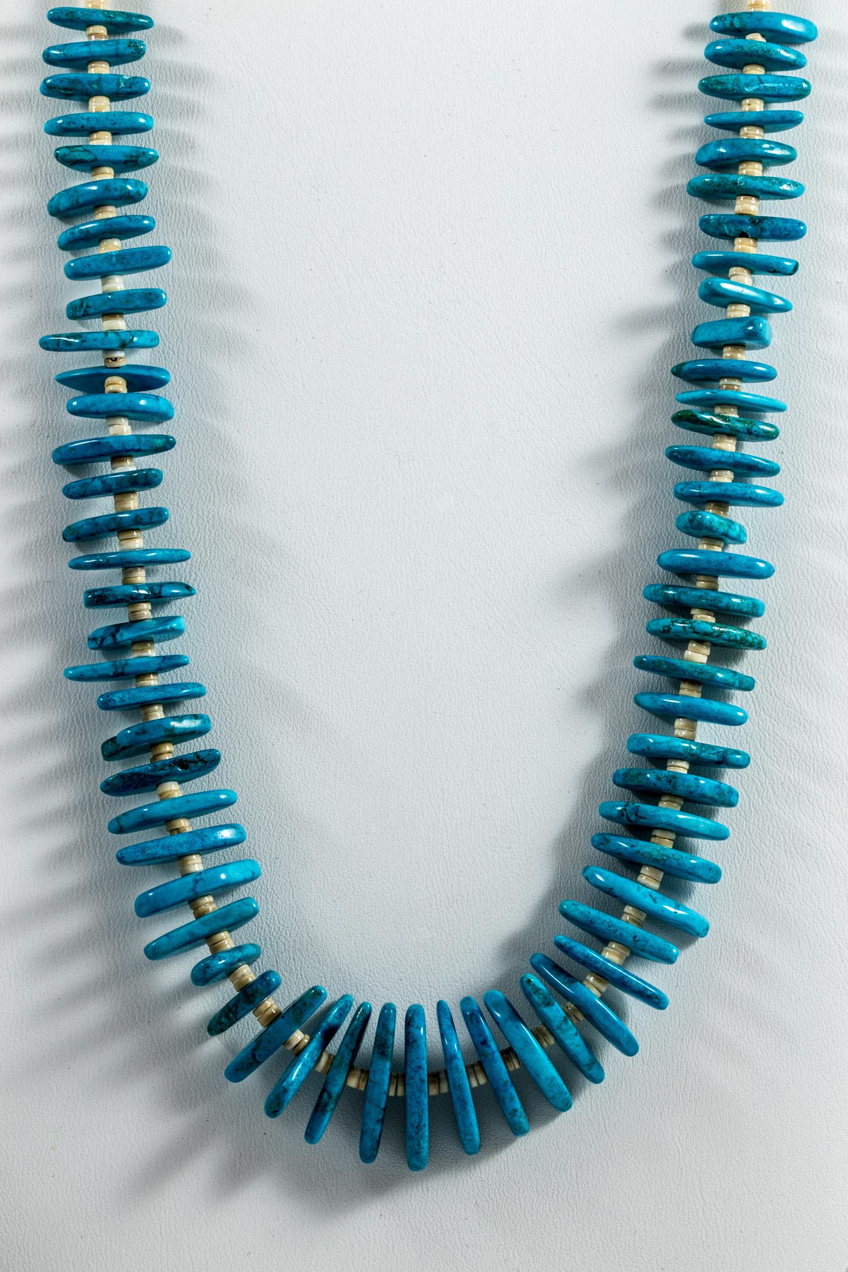 El Nicho | Turquoise Necklace