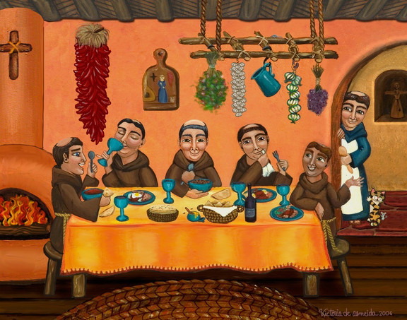 San Pascuals Table