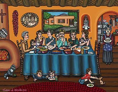 La Family CANVAS PRINT.jpg