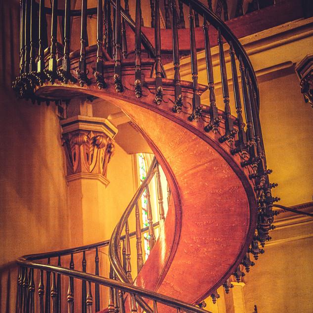 Loretto Chapel Miracle Staircase | Santa Fe