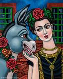 Frida Besos (Kisses)
