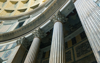 Columns, Pantheon