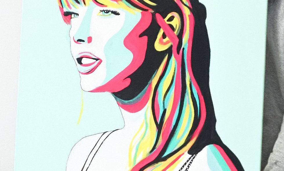 Taylor Swift - 24x30