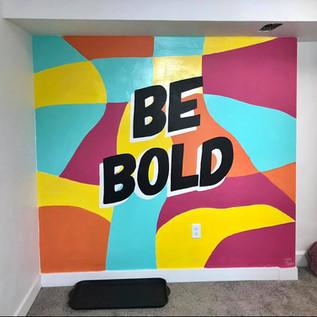 Be Bold - Air Bnb