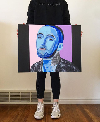 Mac Miller ~ - Trying to focus in on por