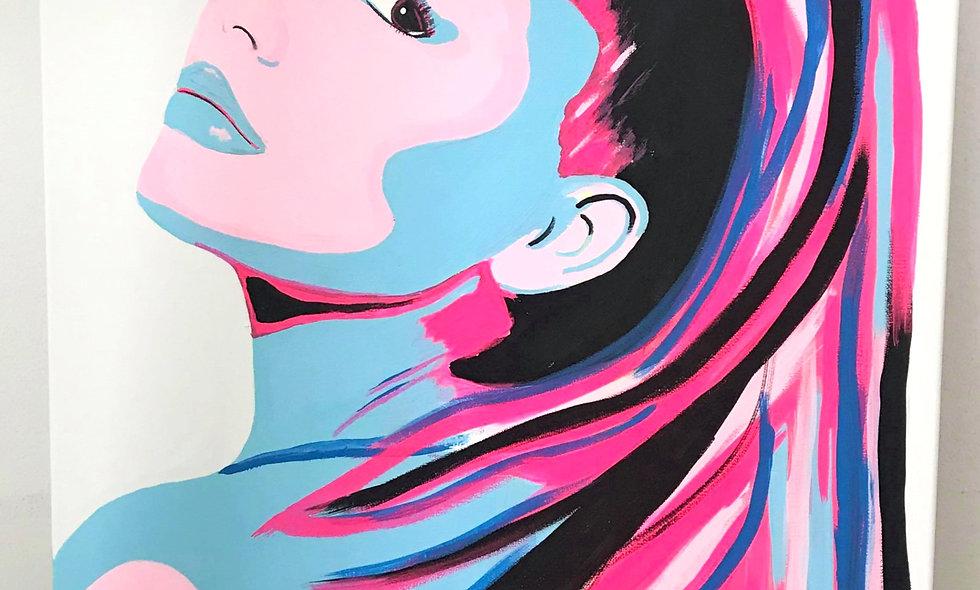 Ariana Grande - 24x18