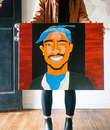2pac completed and sold 🙌 love seeing h