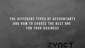 The different types of Accountants and how to choose the best one for your business