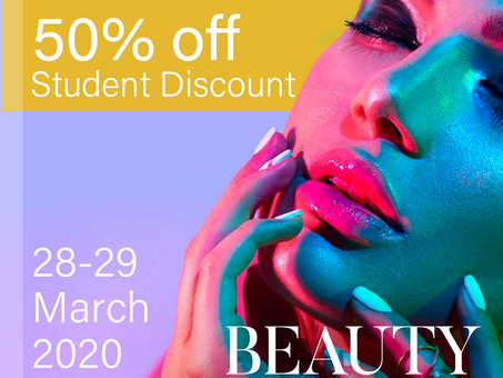 Special offer for Students attending Beauty Melbourne!