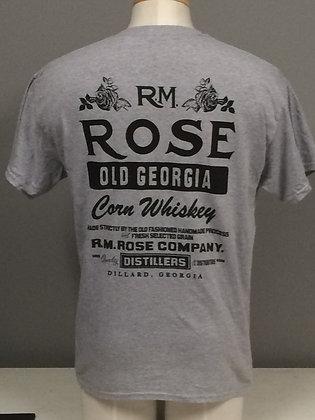 "R.M. Rose ""Old Georgia Corn Whiskey"" T-Shirt"