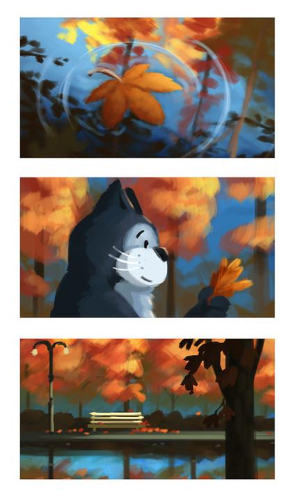George's Autumn
