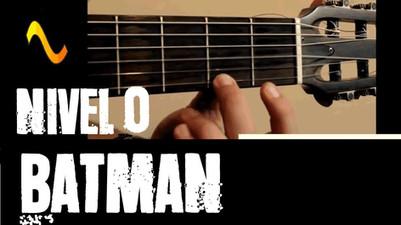 BATMAN -RIFF iniciante