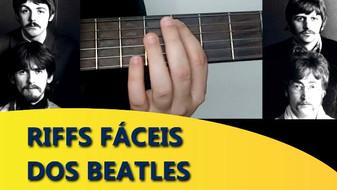 Toques fáceis dos Beatles