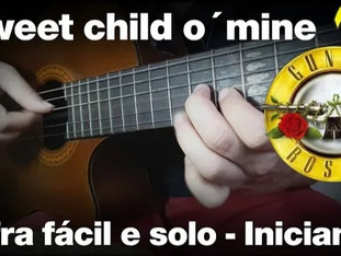 Sweet child o´mine