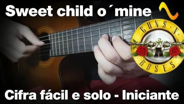 Sweet child o´mine