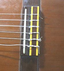 Trocar corda do violão