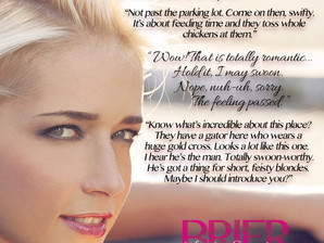 Teaser Tuesday—How could I forget Brier?