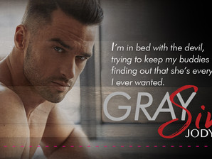 Sinfully sweet- Gray Sin for 99 cents!