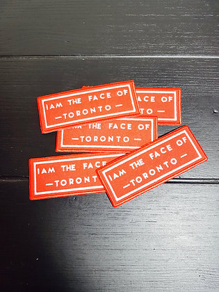 Face of Toronto Loyalty Patches